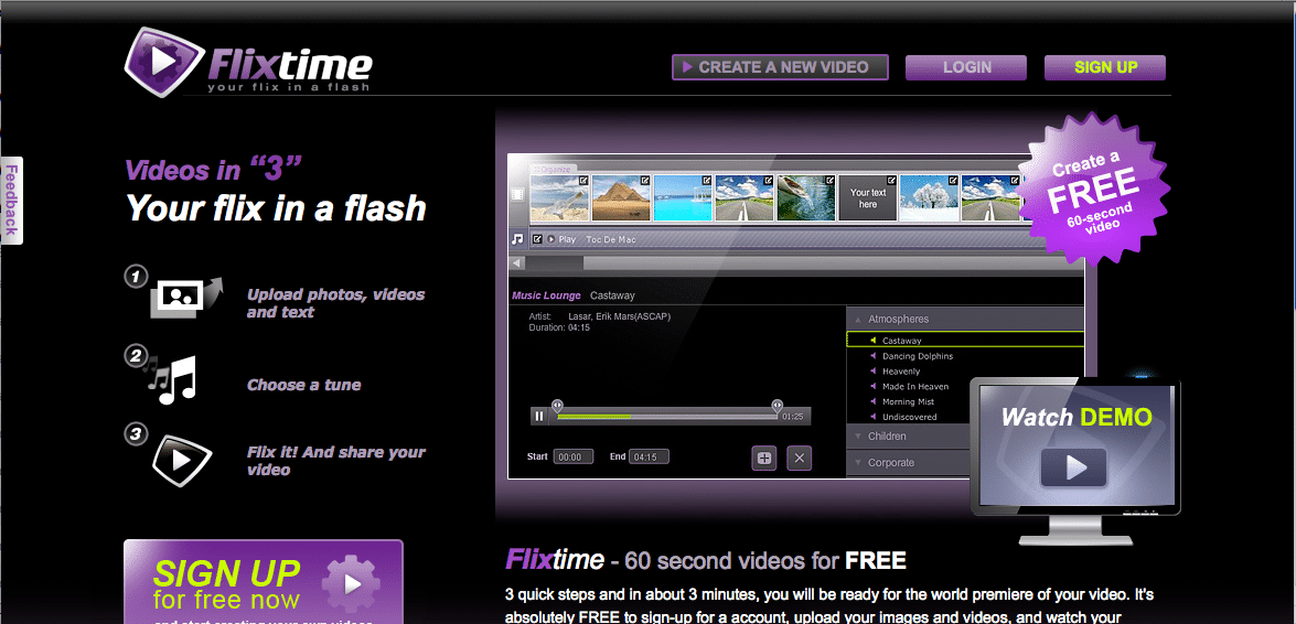 Your Flix in a Flash!