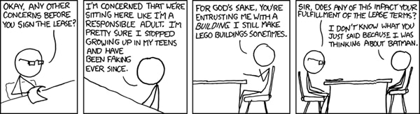 Best of XKCD – The Greatest Nerd Webcomic
