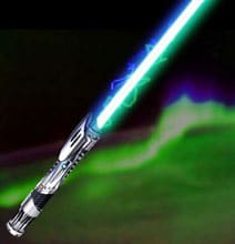 A Geek's Dream Come True | Star Wars Lightsaber Flashmob