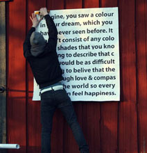 Is This The Secret To Happiness? | Inspiring Poster Art