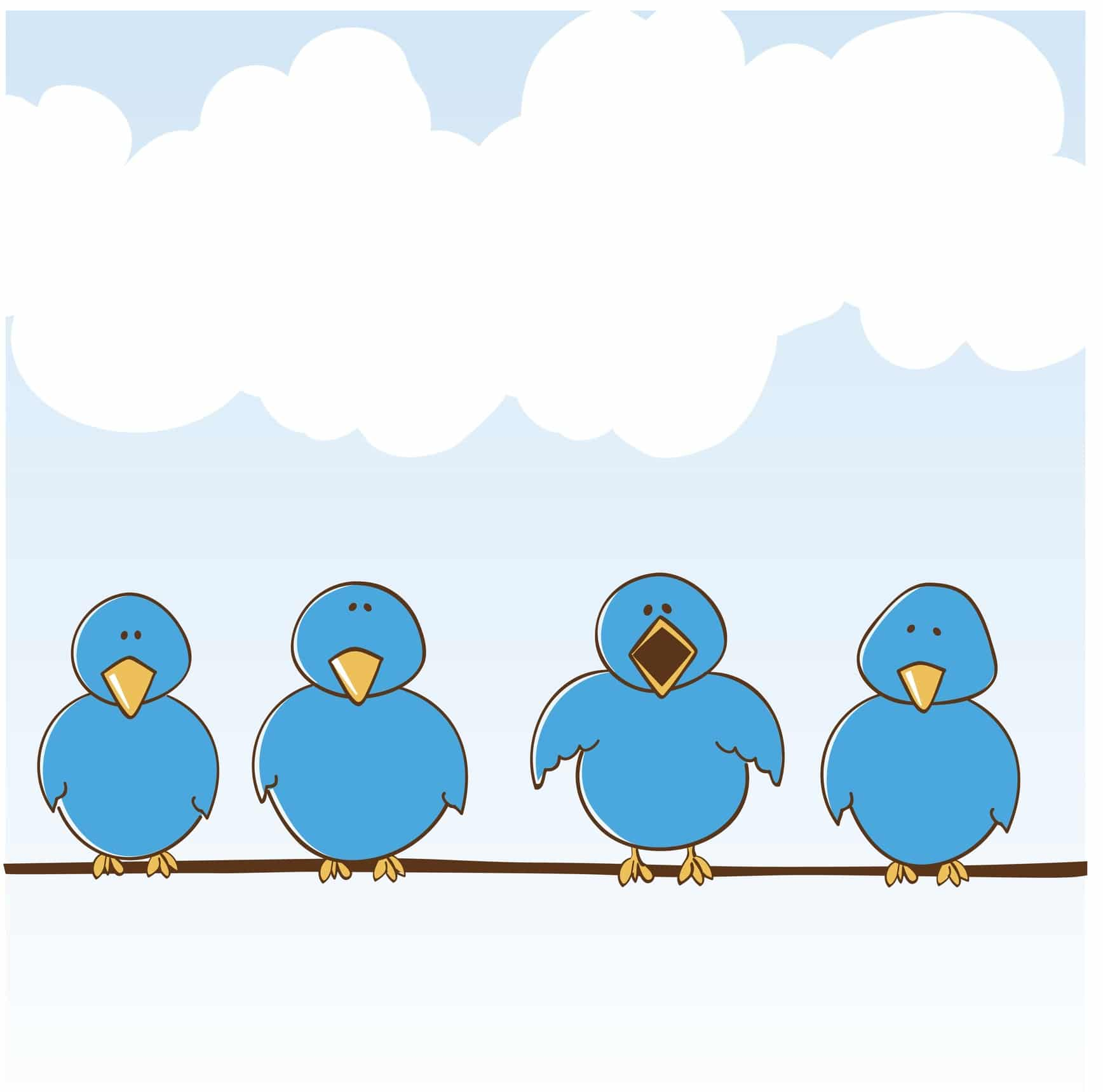 Celebrate ♥ Day on Twitter
