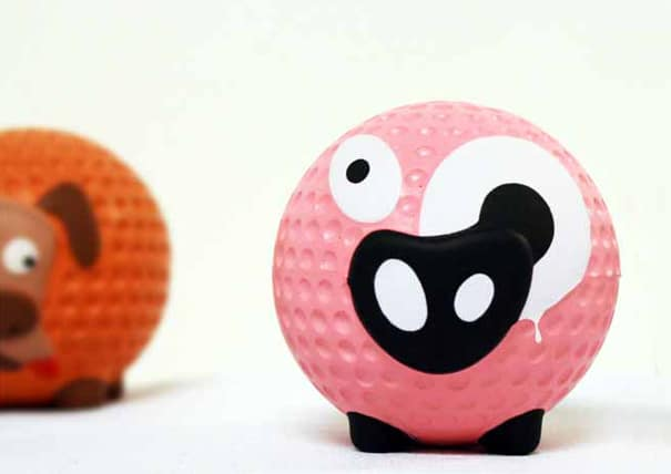 Aniballs | Will Tiger Woods Have a New Set Of Balls?