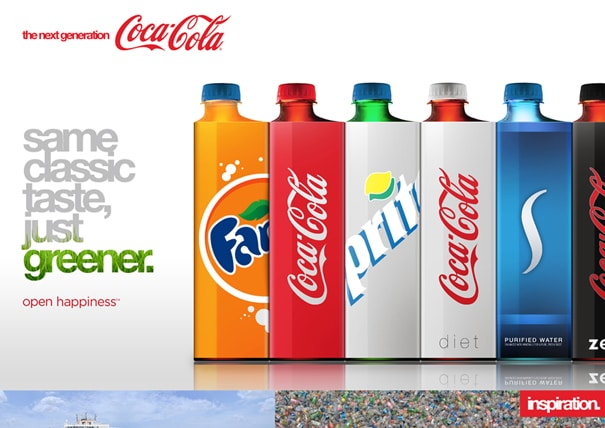 Coca Cola Goes EcoCoke | The Genius Future Of A Trusted Brand