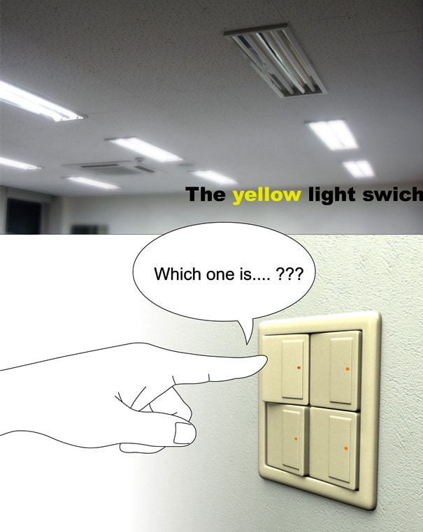 The Art Of Knowing Where Your Light Switches Are