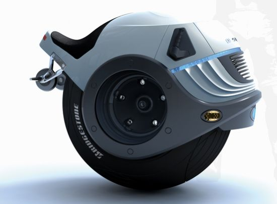 Hornet | The Most Innovative Monowheel You'll See All Day