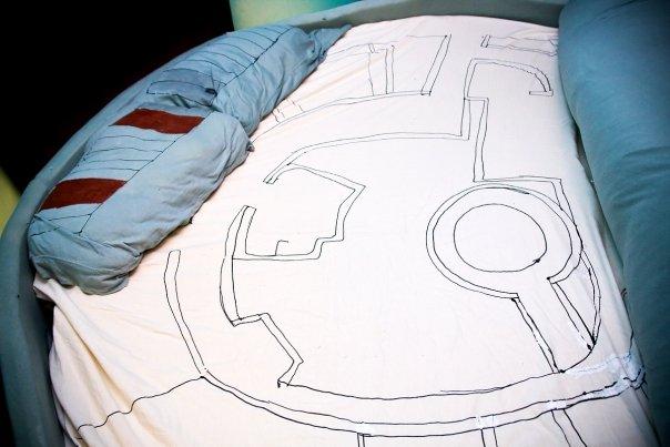 Geek Gone Wild | Sleeping Royally In Star Wars Space