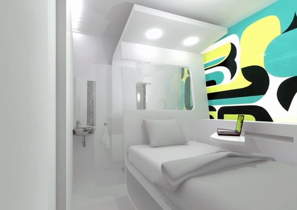 Small Room Hotel Japan