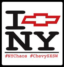 Help #NYChaos win the #ChevySXSW and keep NY pride alive.