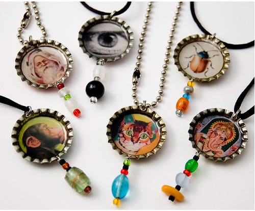 Amazing Bottle Cap Designs | Don't Throw Away, Recycle!