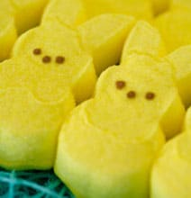 Marshmallow Peep Art | Get Your Sugar Fix
