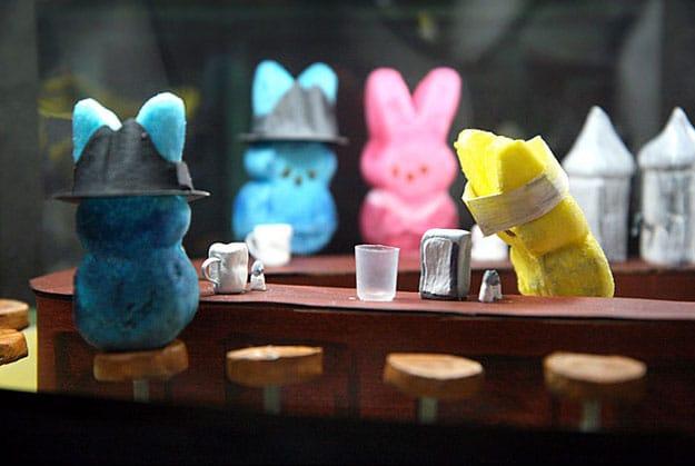 Marshmallow Peep Art | Get Your Sugar Fix | Bit Rebels