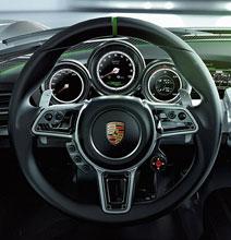 Just Unveiled: The Porsche 918 Spyder
