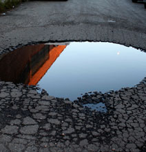 Creative and Fun Pothole Artistry