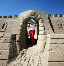 Sleep In A Sandcastle Hotel On Your Next Vacation