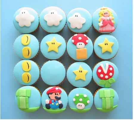 11 Super Mario Goodies to Make a Geek Say Yum!