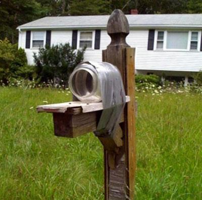 10 Create A Homemade Mailbox