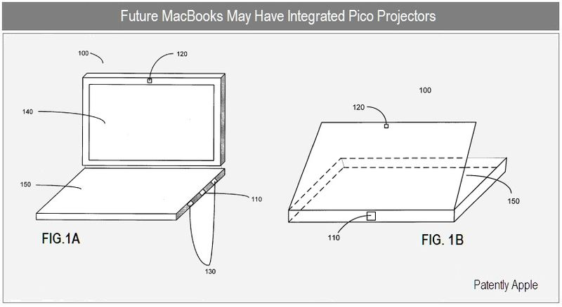 Apple Adds Projector To The MacBook Product Line