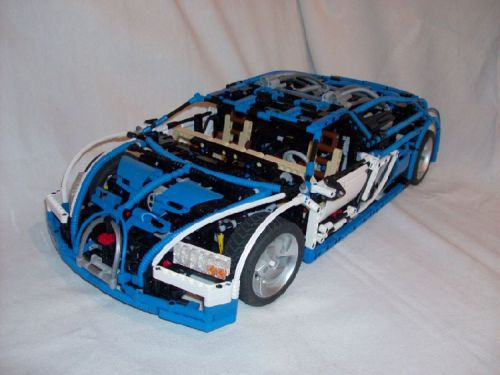 bugatti veyron the world 39 s most advanced lego build. Black Bedroom Furniture Sets. Home Design Ideas