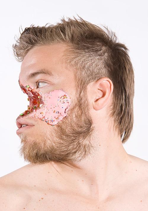 Candy Face Artwork: Disturbing Deliciousness