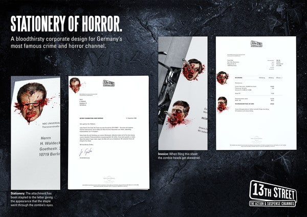 When Corporate Design Gets A Horror Theme Overhaul