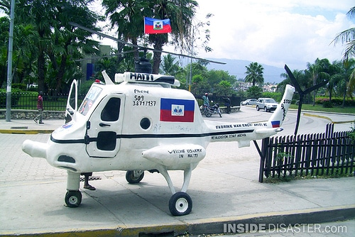 Haiticopter – Haiti Brothers Build Fully Working DIY Helicopter