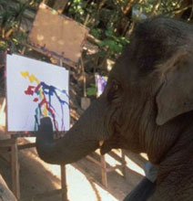 3 Animals That Can Paint Better Than Me