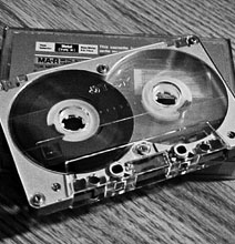 Crazy Creative and Clever Cassette Tape Art