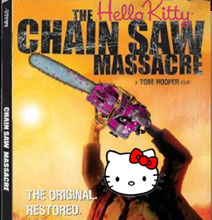 Disturbing Hello Kitty Images For Your Dark Side