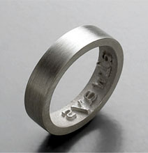 Geek Girl Jewelry – The Ring with a Hidden Message