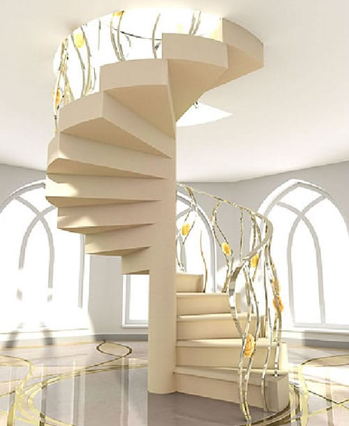 12 Stylish Staircases – Beautiful Design Inspiration