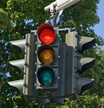 Stoplight Stress Reliever – Brilliant New Design