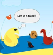Twitter Illustrated – Get a Funny Picture of Your Tweet!