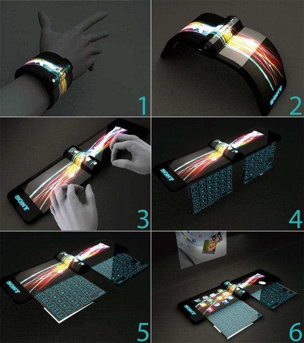 A Future Look At The 2020 Cell Phone: It's On Your Wrist ...