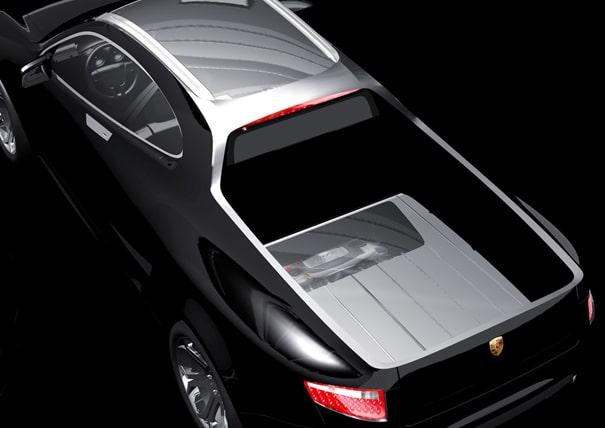 Porsche Pickup Truck Model The New Cash Sink For Rich