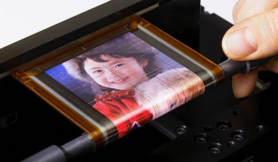 Sony Unveils Genius Roll-Up OLED Screen Of The Future!