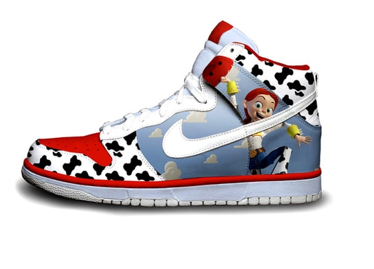 Nike Toy Story Dunks Anyone? – Bring Out The Toon In You