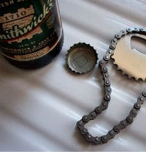 How To: Open A Beer With A Napkin