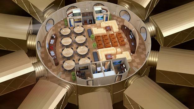 fascinating doomsday bunker design bit rebels. Black Bedroom Furniture Sets. Home Design Ideas