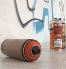 How To: Control A Graffiti Can
