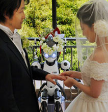 Robots Are Now Marrying Humans – What's Next?