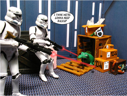 A Day in the Life of a Stormtrooper! – Funny Inspiration