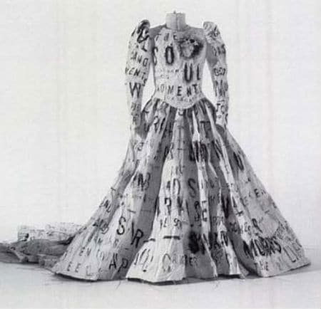 Uniquely Strange Wedding Gowns – Would You Wear Them?