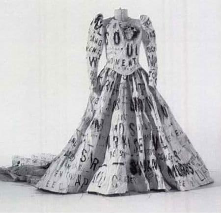 غرائب و عجائب فساتين الزفاف فى العالم Weddingdress1