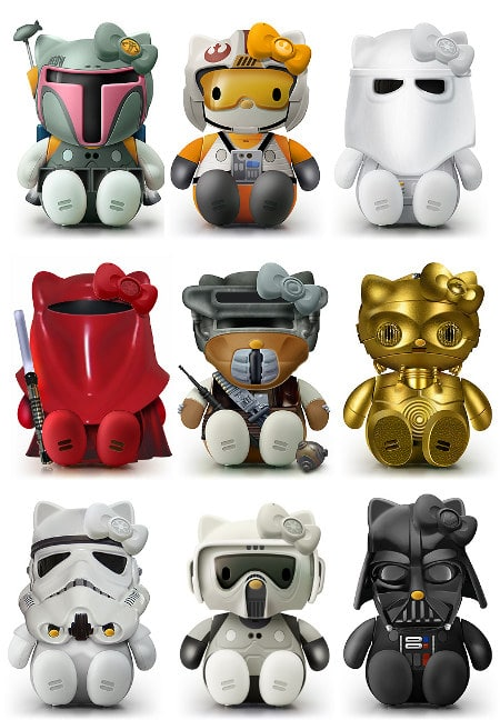 These are far out, geeky and ultimately teen-aged figurines to put on your ...