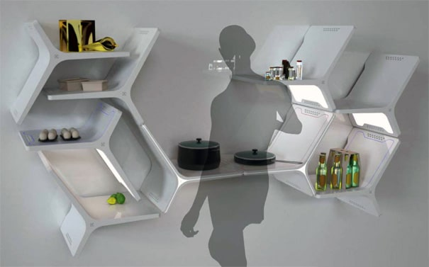 The Kitchen Of The Future – It Totally Flips