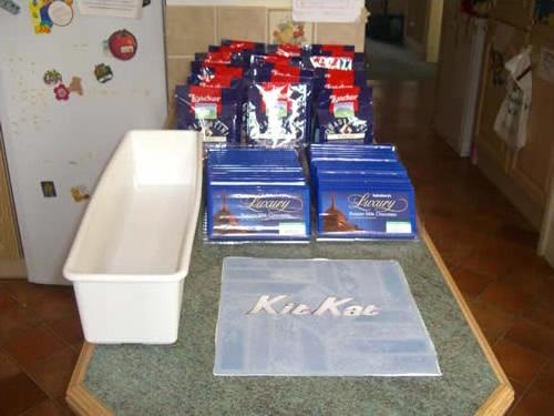 World's Biggest KitKat Bar – Only 45,888 Calories!