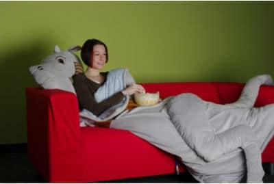 Tauntaun Sleeping Bag – Nap Time Star Wars Style!