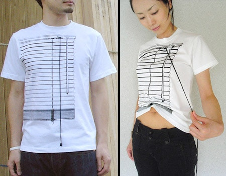 Interactive Shirts – The New Trend