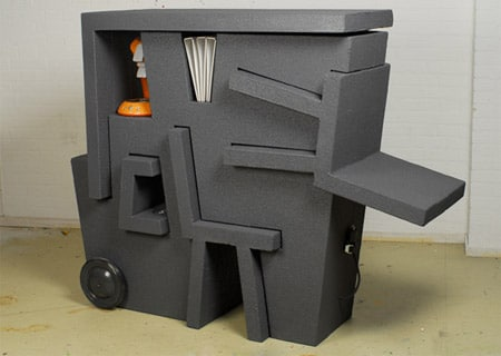 Portable Office – Haul Your Work Area Off To A Better Spot