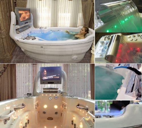 ultimate bathing pleasure jacuzzi image